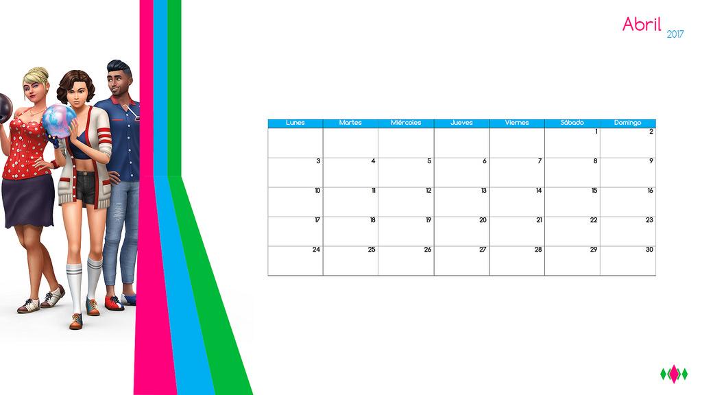 fondo-de-pantalla-calendario-de-los-sims-ano-2017