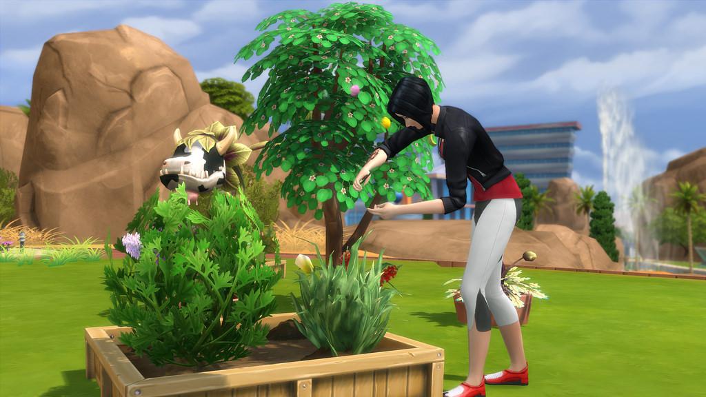 Profesión De Jardinería En Los Sims 4 Guía Completa Pekesims